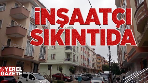İSTANBUL'DA KONUT FİYATLARI ARTIYOR, SATIŞLAR AZALIYOR..