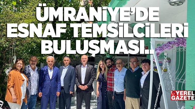 ODA VE KOOPERATİFLER ESNAF İŞMERKEZİ'NDE TEK ÇATI ALTINDA BULUŞSUN..