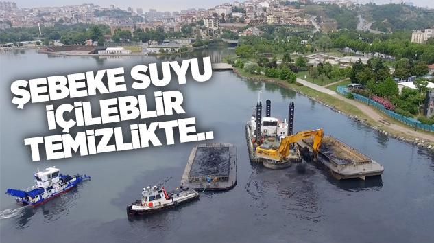 HALİÇ GİBİ ELMALI DA KENDİ RENGİNE DÖNÜYOR..