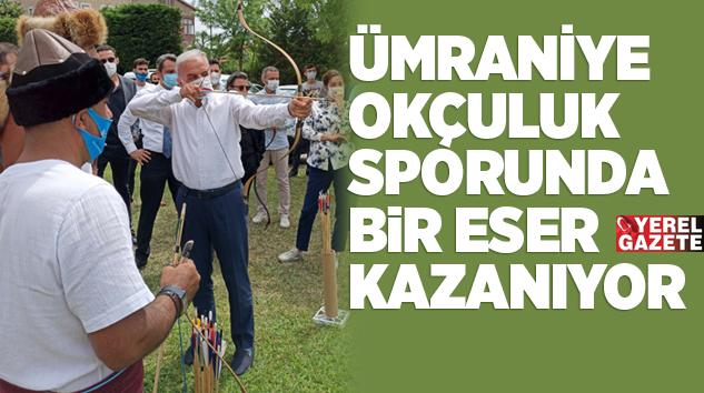 GELENEKSEL OKÇULUK YARIŞMASI VE KABZA TÖRENİ..
