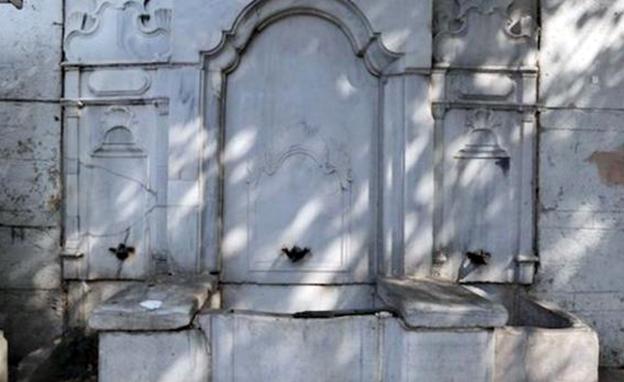 ÜSKÜDAR'DAKİ TARİHİ ÇEŞME KURUL KARARI OLMADAN KALDIRILDI