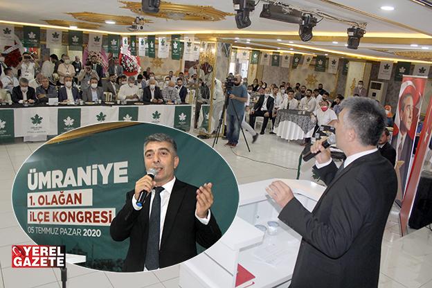 GELECEK PARTİSİ ÜMRANİYE'DE ÇAKIROĞLU İLE DEVAM..