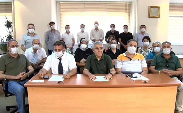 MALTEPE'DE 'İFTİRACI' BASIN VE 'ASPARAGAS' HABER UYARISI..