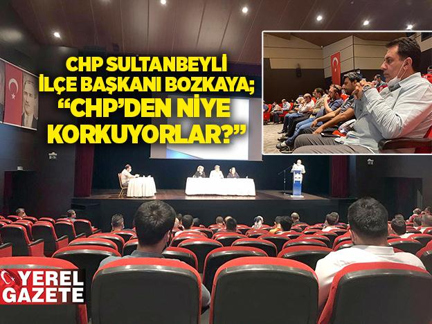 SULTANBEYLİ MECLİSİ YOĞUN HAFTAYI TAMAMLADI..