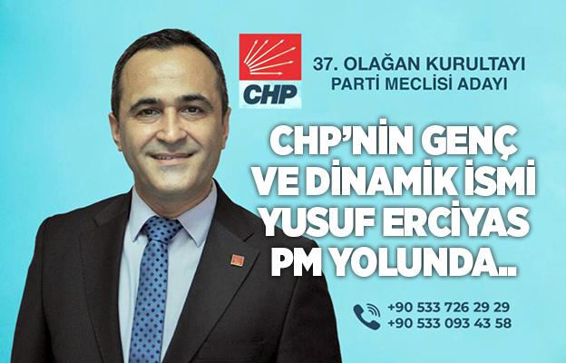"""CHP'NİN İKTİDARA YÜRÜYÜŞ KURULTAYI.."""