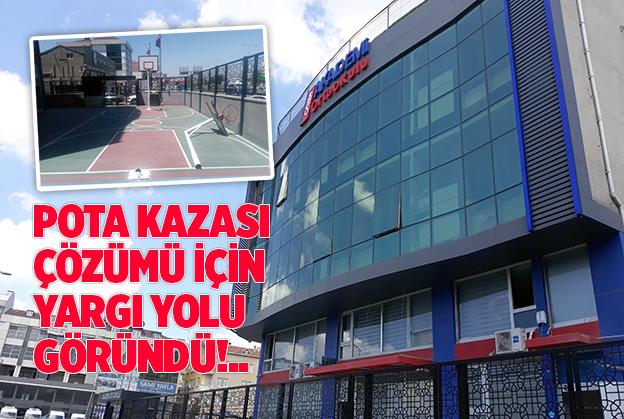 PANDEMİ SÜRECİNDE ÖZEL OKULDA ÖĞRENCİ YARALAYAN TALİHSİZ KAZA..