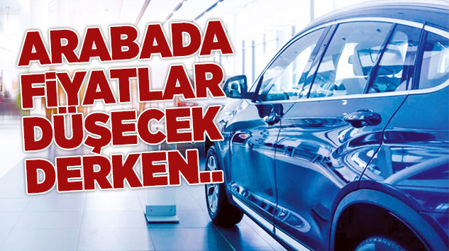 ARABA ALMA HAYALİ BAŞKA BAHARA KALDI..