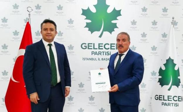 GELECEK PARTİSİ ÜSKÜDAR RAMAZAN BULUM DEDİ..