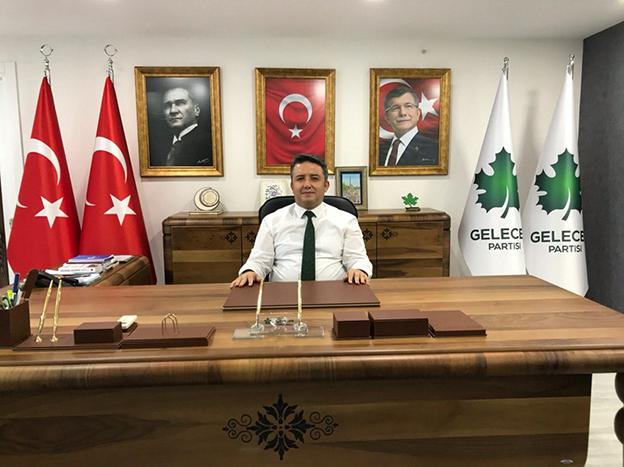 GELECEK PARTİSİ İSTANBUL KONGRESİNE GERİ SAYIM BAŞLADI..