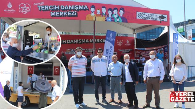 İBB'NİN MADENLER MEYDANI'NDA HİZMET YATIRIMLARI ARTARAK BÜYÜYOR..
