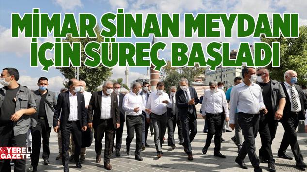 İMAMOĞLU'NDAN JÜRİ ÜYELERİYLE ÜSKÜDAR GEZİSİ..