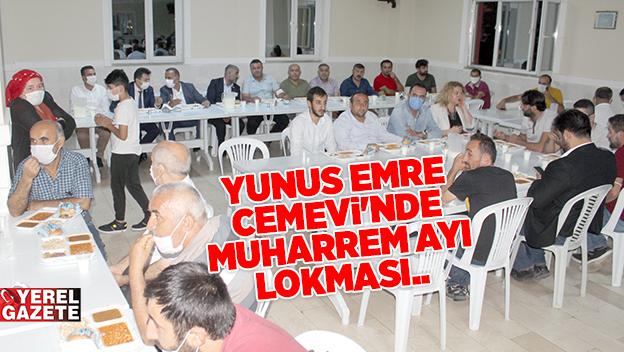 YUNUS EMRE CEMEVİ, BİRLİK VE BERABERLİĞİN ADRESİ OLUYOR..
