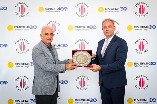 ÜMRANİYE'DE ENERJİ TASARRUFU ADIMI..