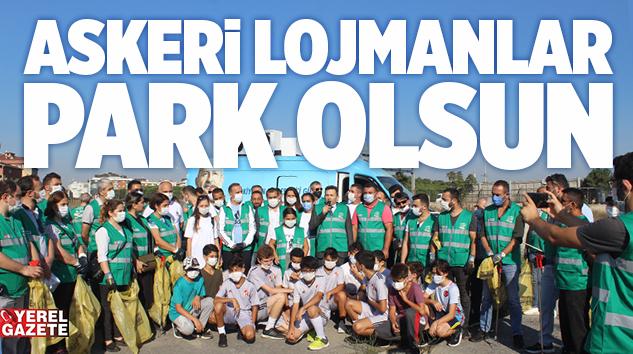 """""""SANCAKTEPE VE ÇEKMEKÖY'ÜN ORTAK NOKTASI BETONA BOĞULMASIN.."""""""