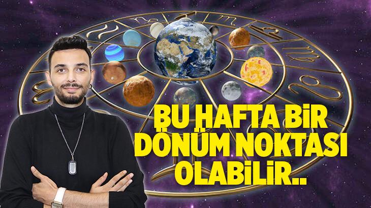 BURÇLARI 21 EYLÜL HAFTASINDA NELER BEKLİYOR?..