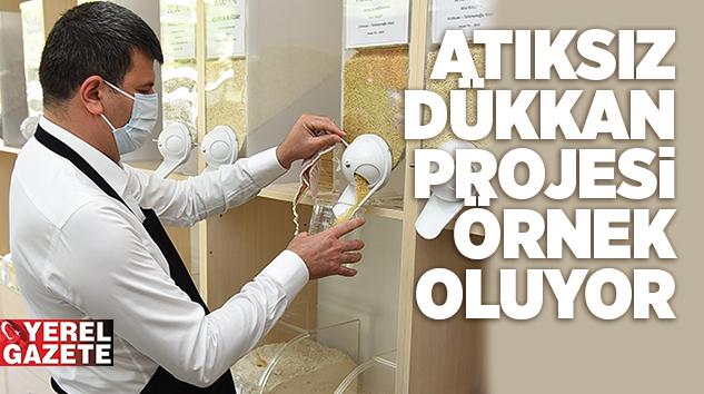KADIKÖY'ÜN ATIKSIZ DÜKKAN'I ICLEI EUROPE İYİ UYGULAMA ÖRNEKLERİ ARASINDA..