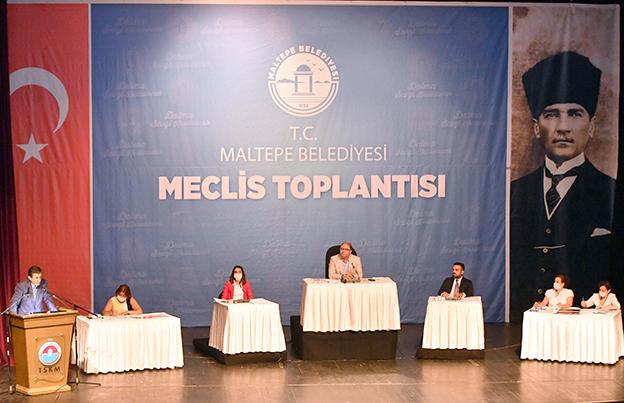 MALTEPE MECLİSİ'NDEN KADIN CİNAYETLERİNE TEPKİ..