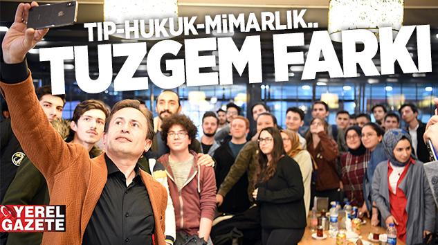 TUZLA'DA 710 ÖĞRENCİ DAHA HAYALİNE KAVUŞTU..