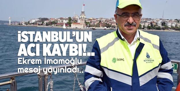 İSTAÇ GENEL MÜDÜRÜ MUSTAFA CANLI KORONAYA YENİK DÜŞTÜ..