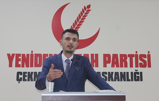 """""""ÇEKMEKÖY BELEDİYE MECLİSİ'NDE HOROZ DÖVÜŞÜ"""" ÇIKIŞI.."""