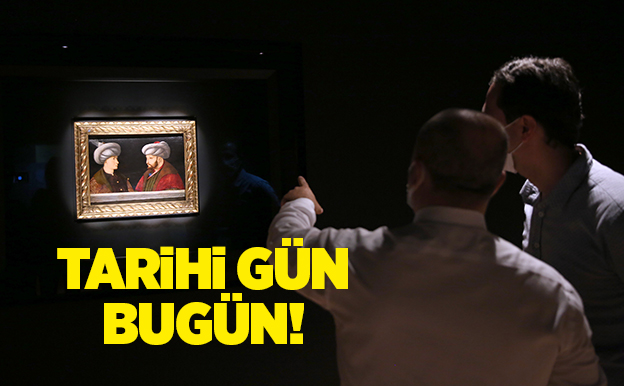 İSTANBUL'UN FATİH'LE BULUŞMASI BAŞLADI..