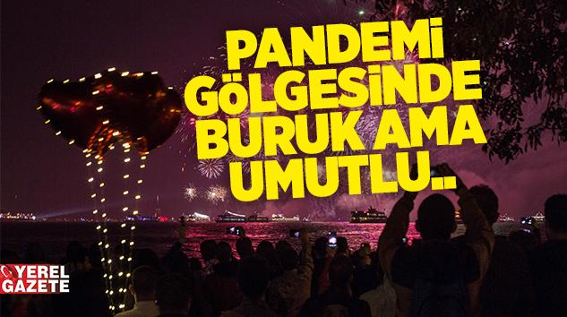 İSTANBUL CUMHURİYET COŞKUSUNA HAZIR..