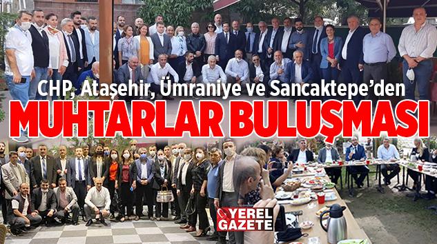 19 EKİM MUHTARLAR GÜNÜ'NÜ ERKENDEN KUTLADILAR..
