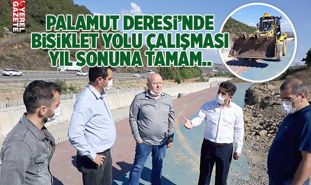 ŞÜKRÜ BAKAR VE BORA KILIÇ'TAN YERİNDE İNCELEME..