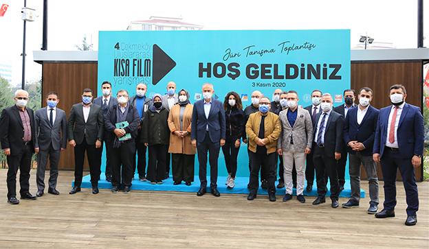 ÇEKMEKÖY KISA FİLM YARIŞMASI JÜRİSİ TOPLANDI..