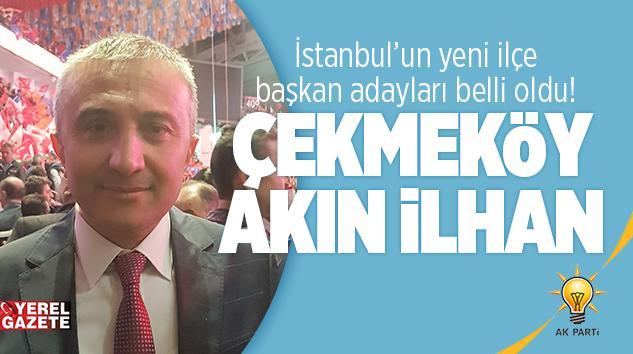 İL BAŞKANI ŞENOCAK 10 İLÇENİN YENİ DÖNEM ADAYLARINI AÇIKLADI..