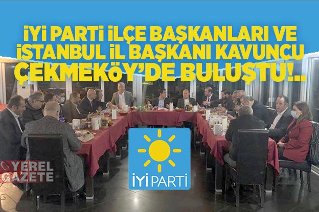 İŞBİRLİĞİ VE KOORDİNASYON TOPLANTILARI..
