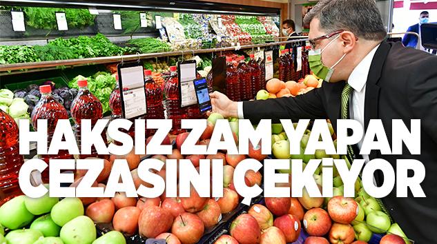 İSTANBUL'DAKİ EKMEK FIRINLARI'NA DA TEK TEK EL ATILMALI..