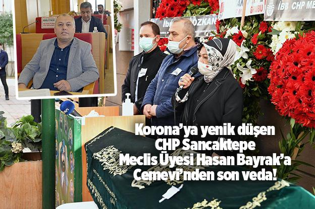 KORONAVİRÜS CAN ALMAYA DEVAM EDİYOR..