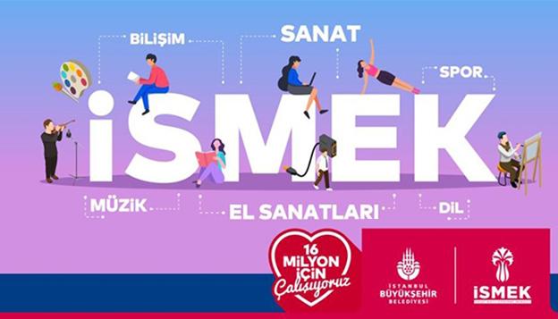 İSMEK'TE YÜZ YÜZE EĞİTİM KAYITLARI 11 KASIM'DA BAŞLIYOR..