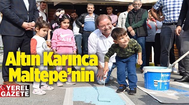 TÜRKİYE'DE BİR İLK 'TAKTİKSEL KENTLEŞME' PROJESİ İLE..