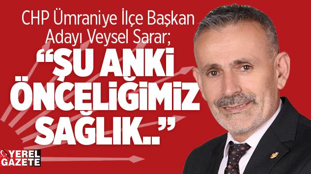 """""""HİÇ BİR SEÇİM YURTTAŞIMIZIN SAĞLIĞINDAN DAHA ÖNEMLİ DEĞİL.."""""""