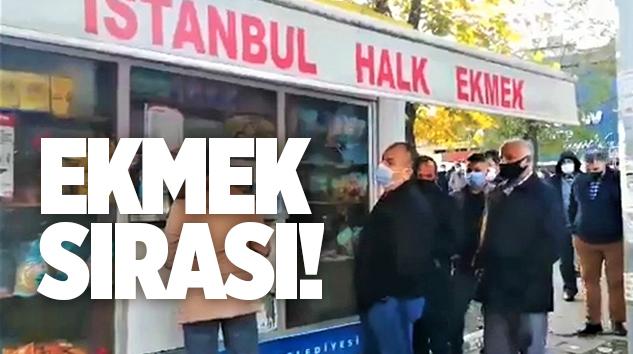 142 YENİ HALK EKMEK BÜFESİ İÇİN İLK ADIM ATILDI..