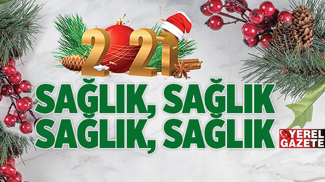 HEPİMİZİN YENİ YILDAN ORTAK DİLEĞİ..