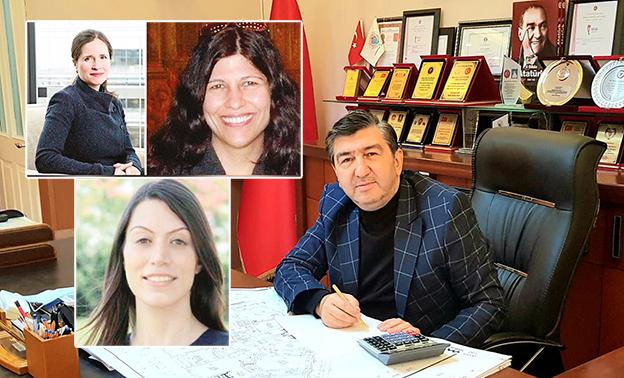 ANADOLU ASİAD'DAN BAŞARILI 3 TÜRK KADININA TEBRİK..