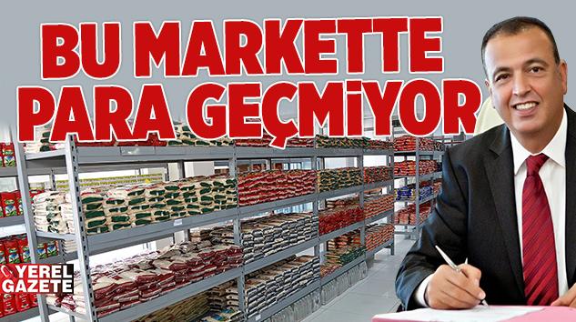 ATAŞEHİR'DE İHTİYAÇ SAHİPLERİ İÇİN SOSYAL MARKET..