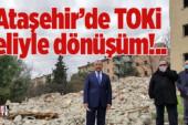 """AK PARTİ İLÇE BAŞKANI ERDEM: """"VATANDAŞIMIZA HAYIRLI OLSUN.."""""""