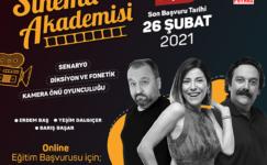 ÇEKMEKÖY SİNEMA AKADEMİSİ BAŞLIYOR..