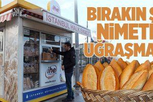 EKMEK ÜRETİCİLERİ DERNEĞİ HALK EKMEK'İ ŞİKAYET ETTİ..