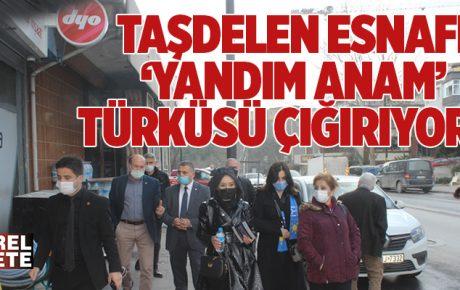 İYİ PARTİ ÇEKMEKÖY'DE ESNAFIN DERDİNİ DİNLİYOR..