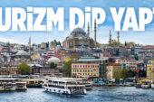 İSTANBUL TURİZM'DE YÜZDE 66.4 KAYIP YAŞADI..