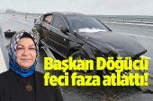 AK PARTİ KONGRESİ DÖNÜŞÜ FECİ KAZA..