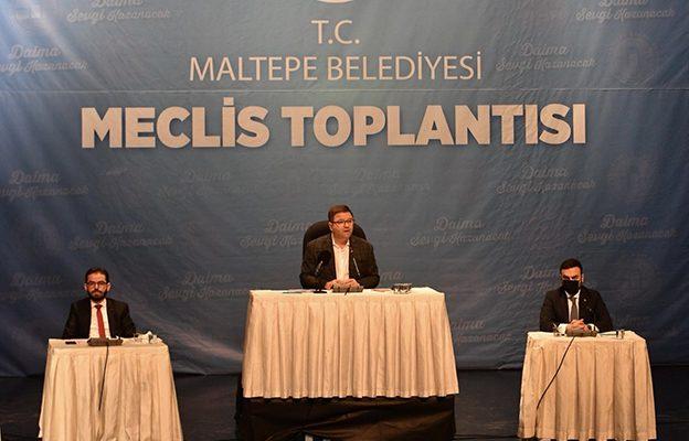 BAŞKAN KILIÇ'TAN MALTEPE HALKINA TEŞEKKÜR..