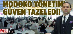 """""""SEKTÖRÜN ÖNCÜSÜ MODOKO, SEKTÖRÜN SÖZCÜSÜ OLDU.."""""""