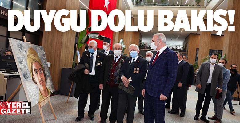 ÇANAKKALE ZAFERİ SERGİSİ VE MÜZİK EŞLİĞİNDE KARŞILAMA..