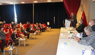 ATAŞEHİR'İN 2020 YILI FAALİYET RAPORU KABUL EDİLDİ..